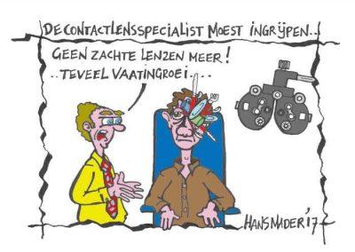 Opdracht: Cartoons voor ANVC